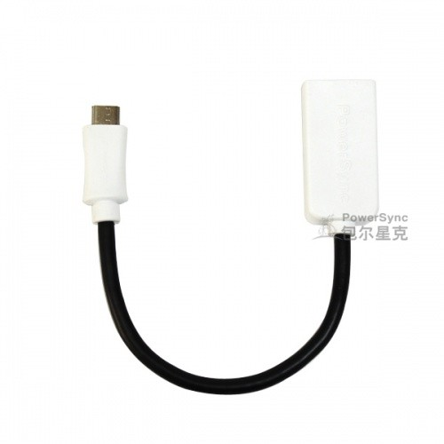 Powersync USB 2.0 A Female To Micro USB OTG Cable (USB2-EROTG0150)