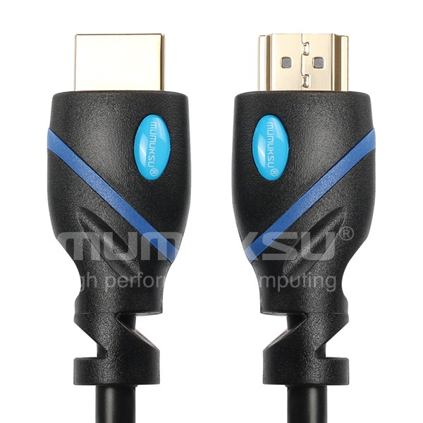 Mumuksu HDMI 4k 3D Cable with Ethernet 10m (HDMIMM10)