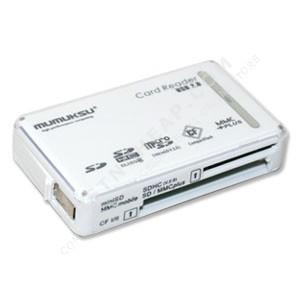Mumuksu USB Card Reader 6 Slot 2.0 (MCR-422)