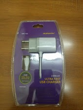 Mumuksu Ultra Fast USB Fast Charger with Cable (MWC-152c)