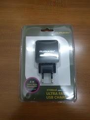 Mumuksu Ultra Fast USB Fast Charger (MWC-235)