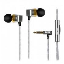 Intopic High Quality Aluminium Earphone (Jazz - A70)