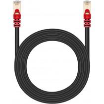 Mumuksu Cat6 UTP Nickel Plated Ethernet Cable 1 Meter