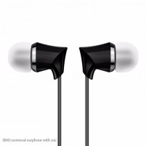 Borofone Wired Stereo In-Ear Earphone with Microphone (BM3)