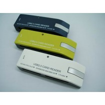 Mumuksu USB Card Reader 4 slot 2.0 (MCR-605)