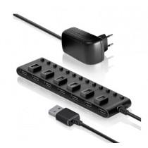 Mumuksu USB Hub 2.0 - 13 Port (MU-109)