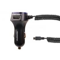 Mumuksu 3-USB Port Car Adaptor  (MPA-130)