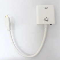 Fivestar micro HDMI to VGA adaptor with Audio (AVA-H42)