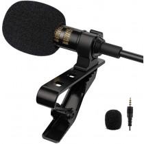FiveStar Professional Grade Tie clip Microphone (35-4-TIEMIC)