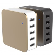 Nerdgear 5 Port USB Desk Charger with Cable (UPS020)